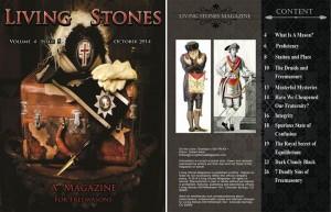 living stones october