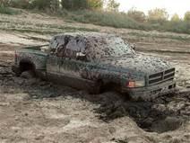 mud pickup