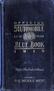1915 volume 4 blue book