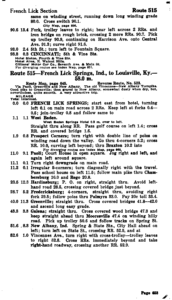route 515, page 653 of 1915 blue book