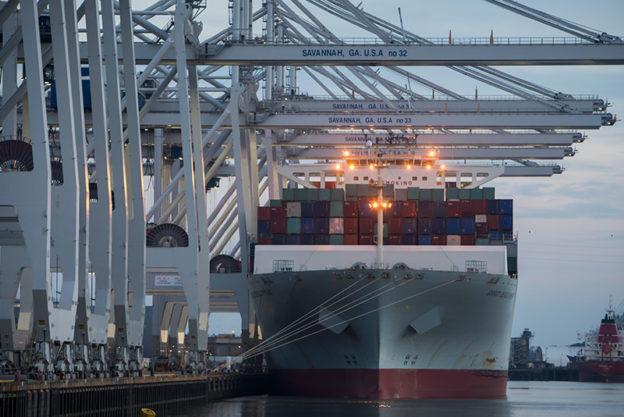 Georgia Port Authority, Ridemyhighway.com, jon patrick sage, jon sage, trucking