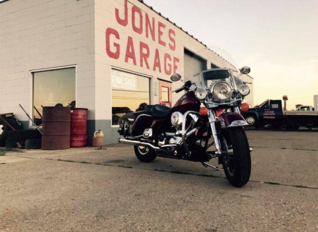 Jons harley, road king, ride my highway, trucks, Jon sage, @ridemyhighway
