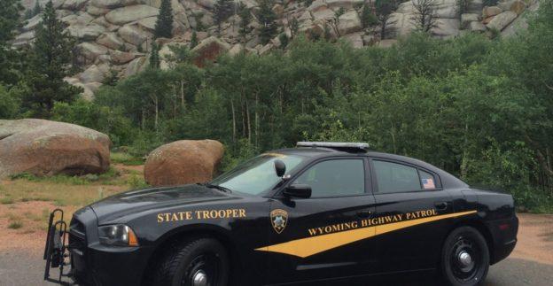 Wyoming State Patrol, Courtesy of LiveTrucking, jon sage, jon patrick sage, ride my highway