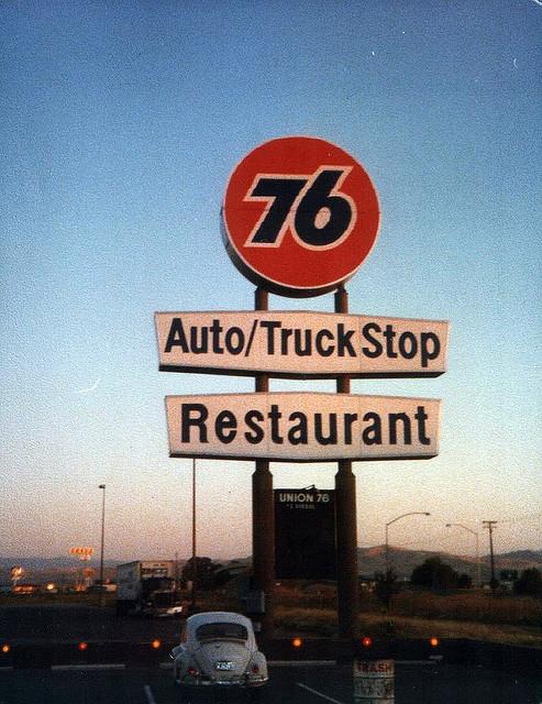 76 truck stop, ridemyhighway, jonpatricksage, jon sage, trucking